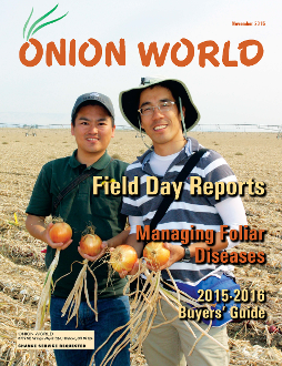 Onion Wold Magazine Cover